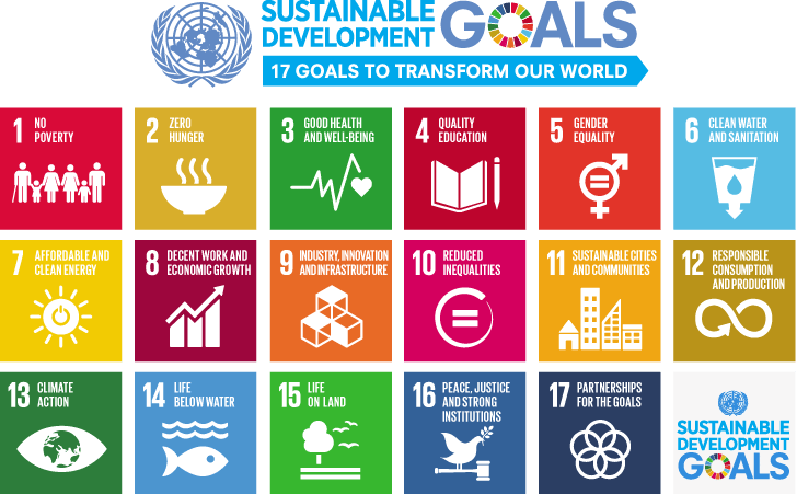 17 Sustainable Dev Goals