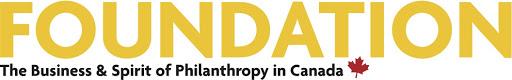 Foundation Magazine yellow logo