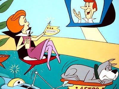 Hanna-Barbera 1960s animated sitcom The Jetsons