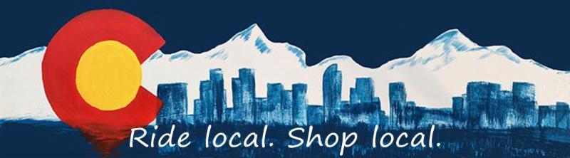 Ride local. Shop local.