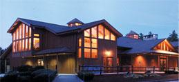 recreation lodge