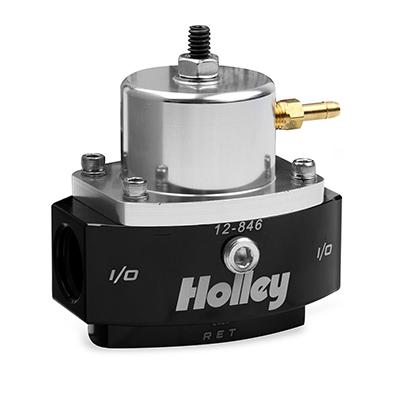 holley regulator