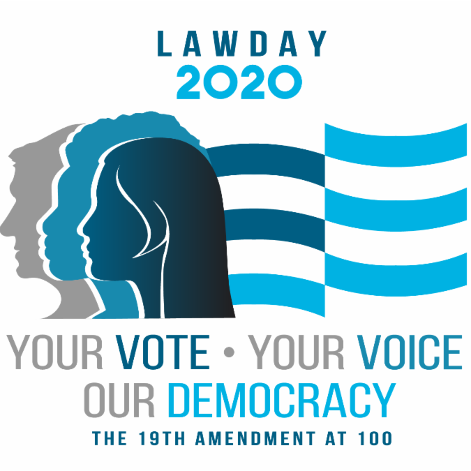 Law Day 2020 Theme logo