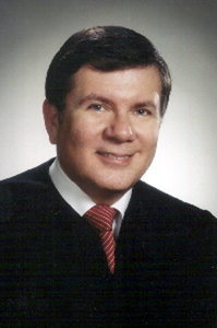 Justice Eugene A. Cook headshot