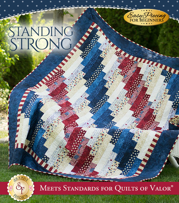 Quilt Of Valor Kits Available Again New Template Video Project New