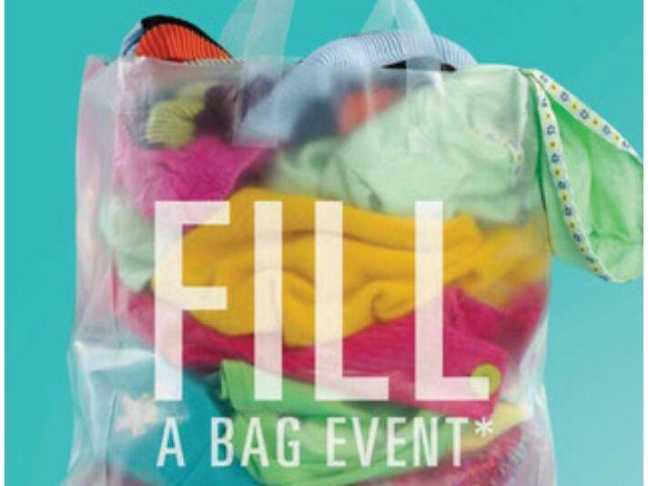 Fill-a-bag Event