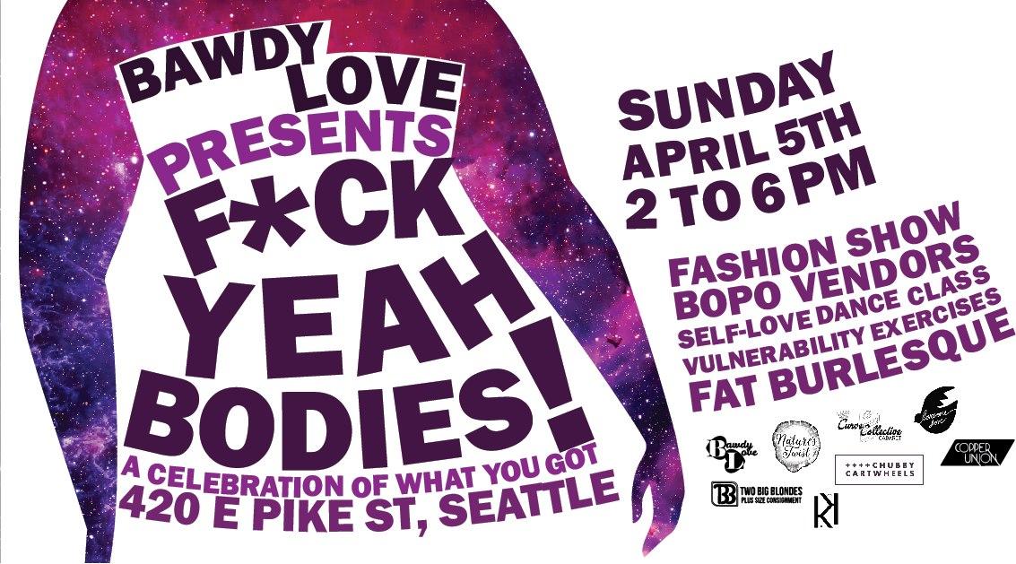 Bawdy Love event