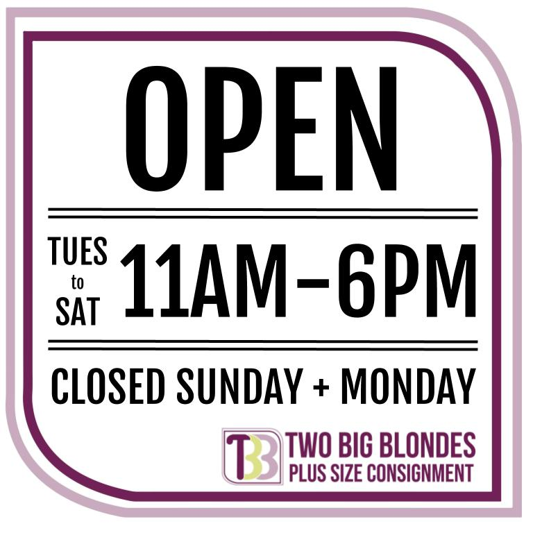 Current Open Hours