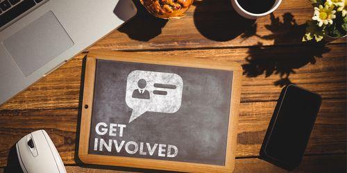 Get involved against hipsters desk
