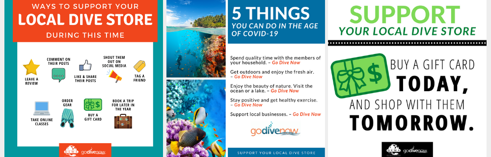 5 Resources to Help Protect Your Dive Business in the Face of COVID-19