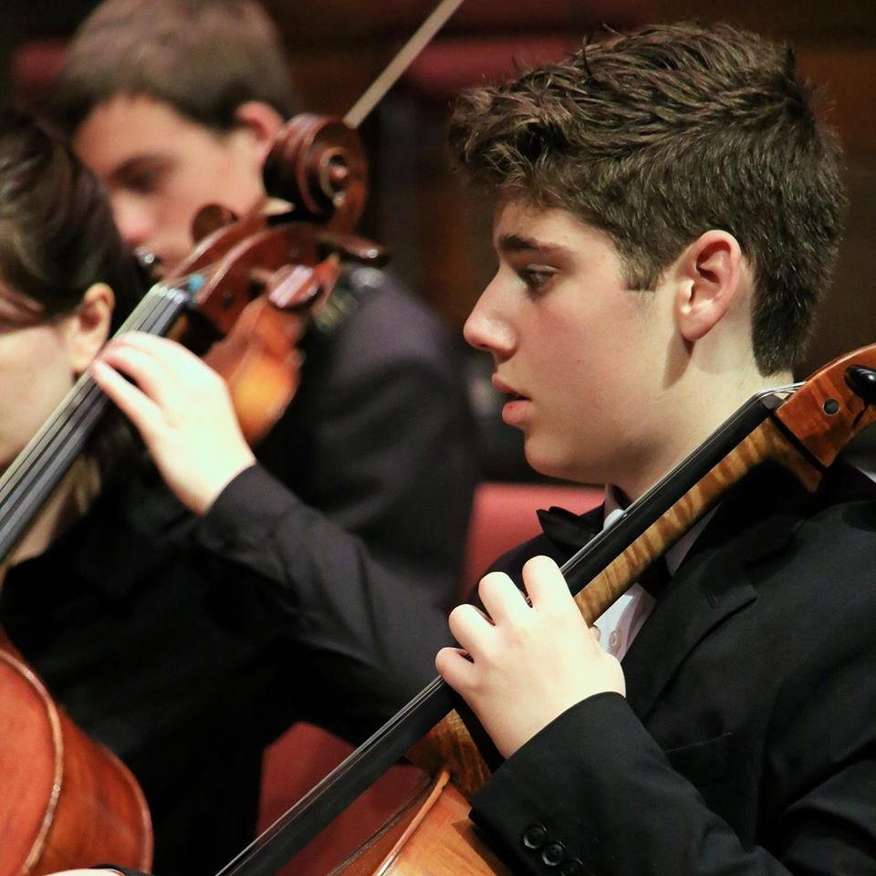 Youth Symphony of Southern Oregon, an Operating Support grant award recipient.