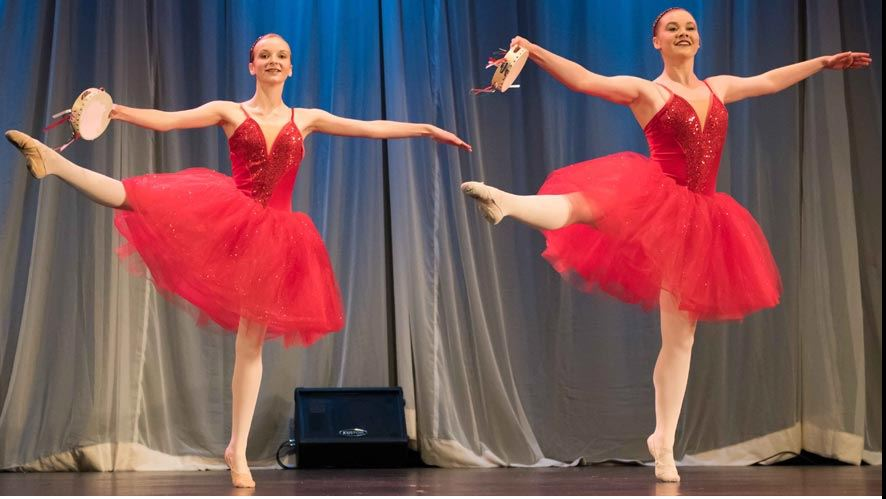Like most performing arts groups, the Little Ballet Theatr