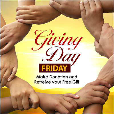 It's Giving Day - If We Could Give You Anything, it would be