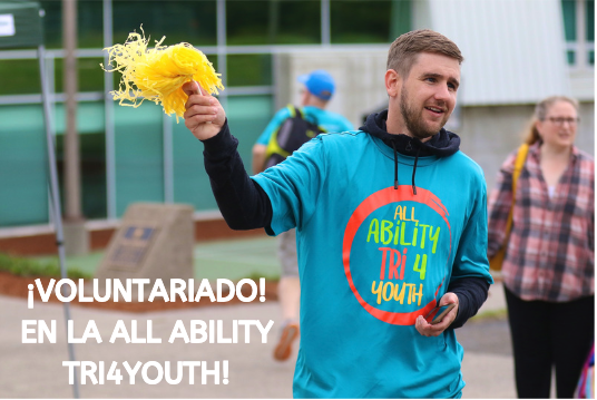 Voluntariado en la All Ability Tri4Youth