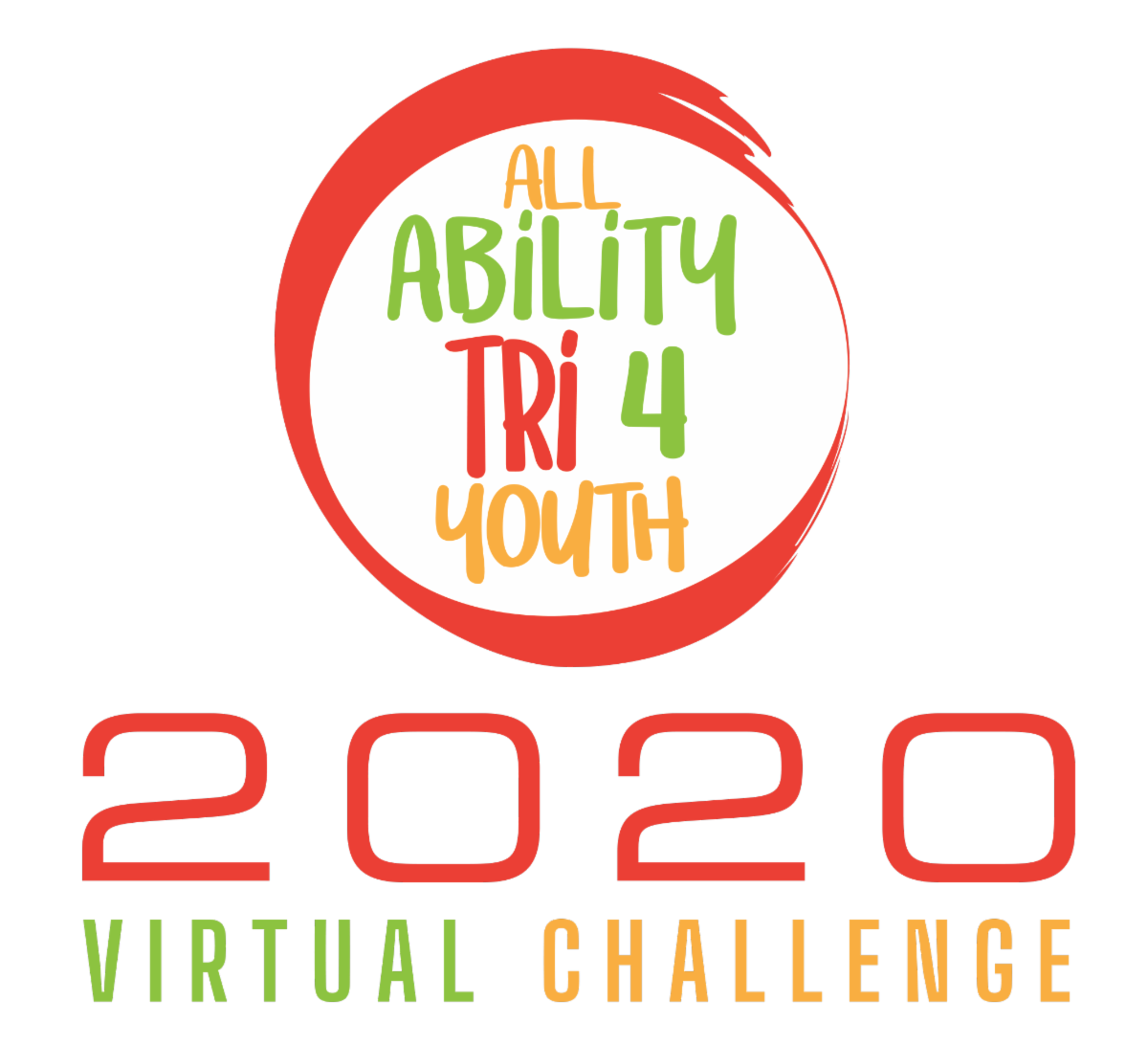 All Ability Tri4Youth 2020 Virtual Challenge logo
