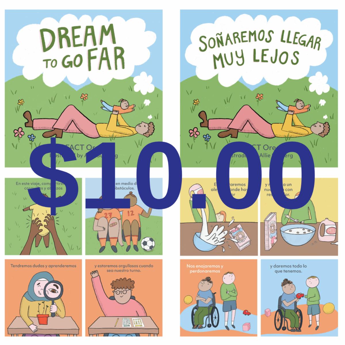Soñaremos Llegar Lejos $10