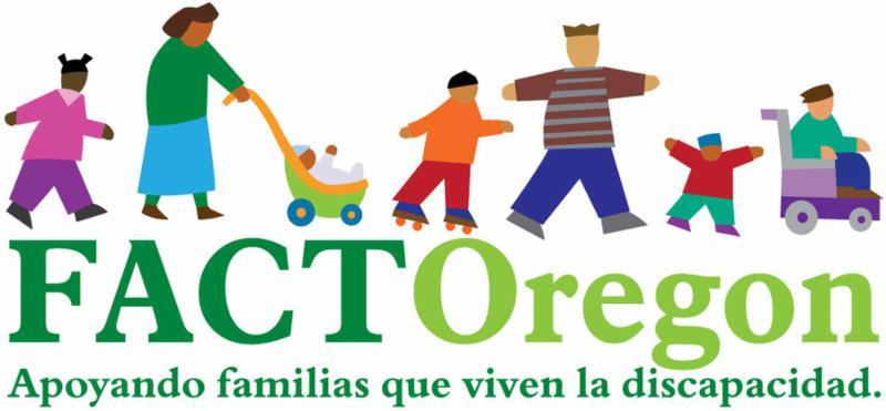 FACT Oregon Apoyando familias que viven la discapacidad