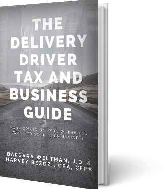 Delivery Driver Tax and Business Guide