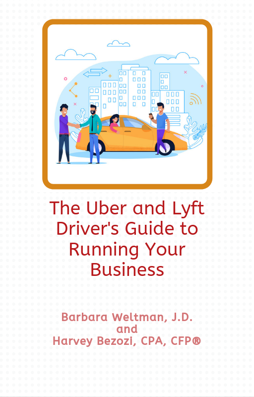 eBook Cover_Uber and Lyft Driver's Guide