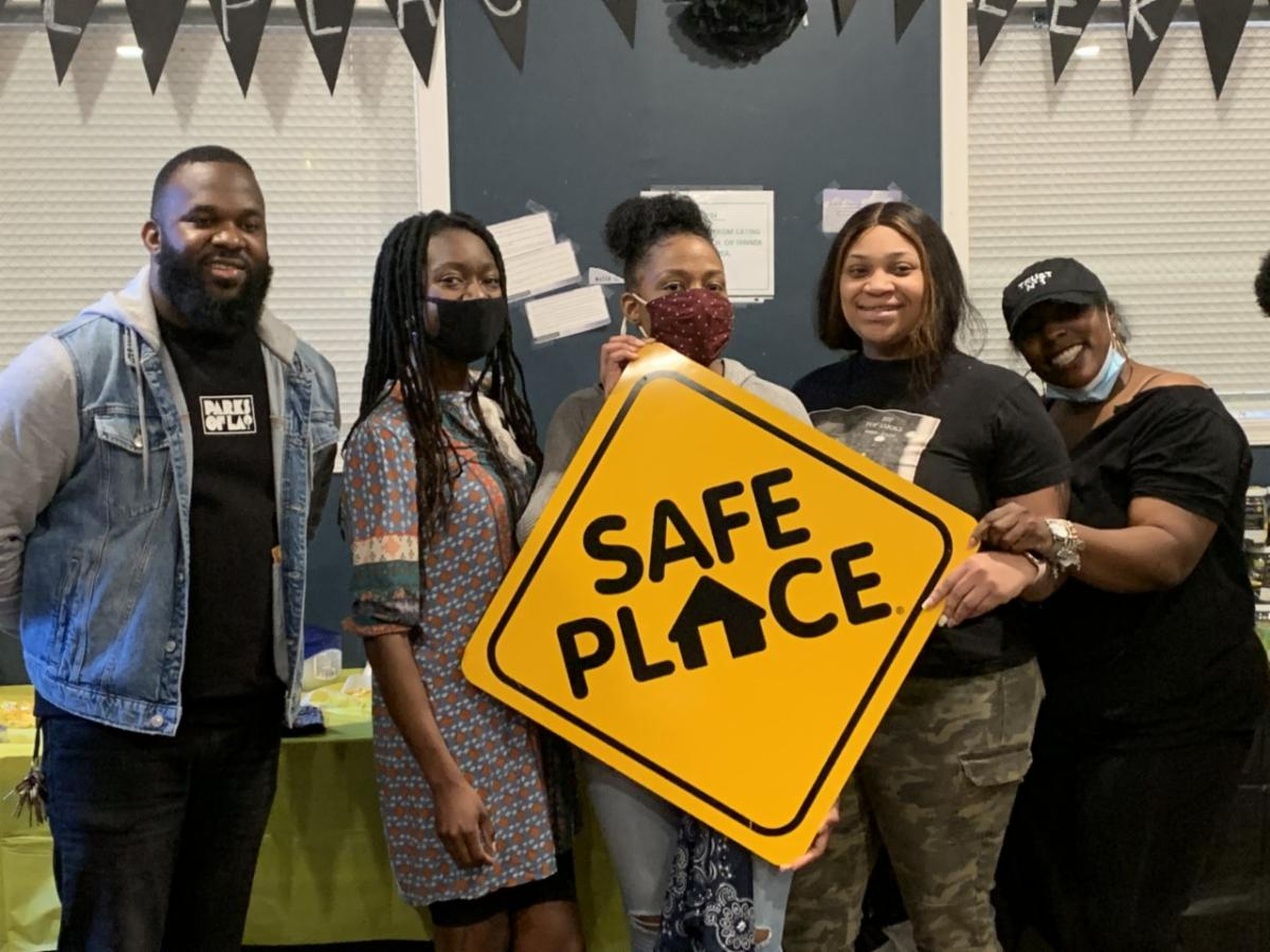 YSI Staff for Safe Place
