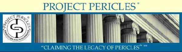 The Periclean Progress E-Newsletter