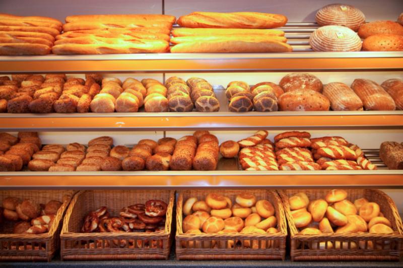 La Farine Bakery Bread