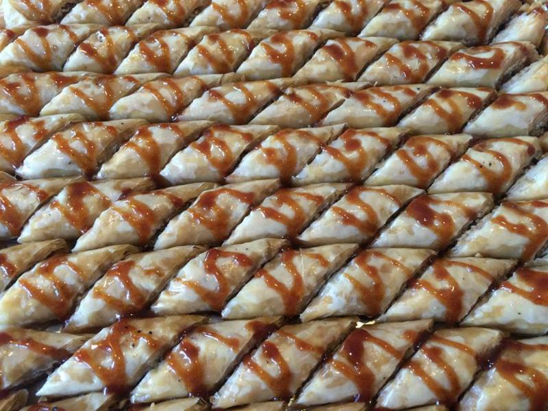 Sheekar Delights baklava
