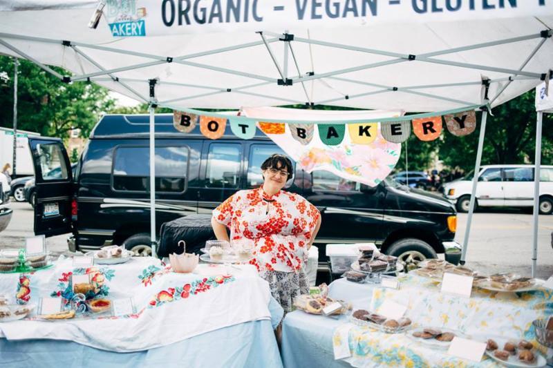 Bot Bakery Baker vegan gluten free