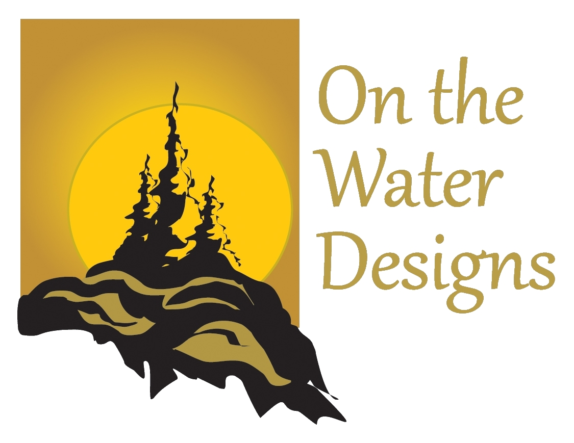 on the water design