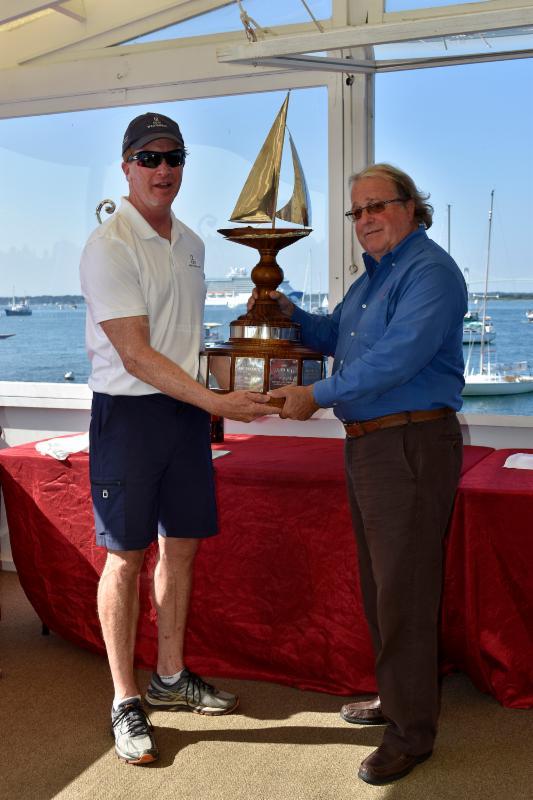 Jamie HIlton _ James Gubelmann_ Ted Turner Trophy