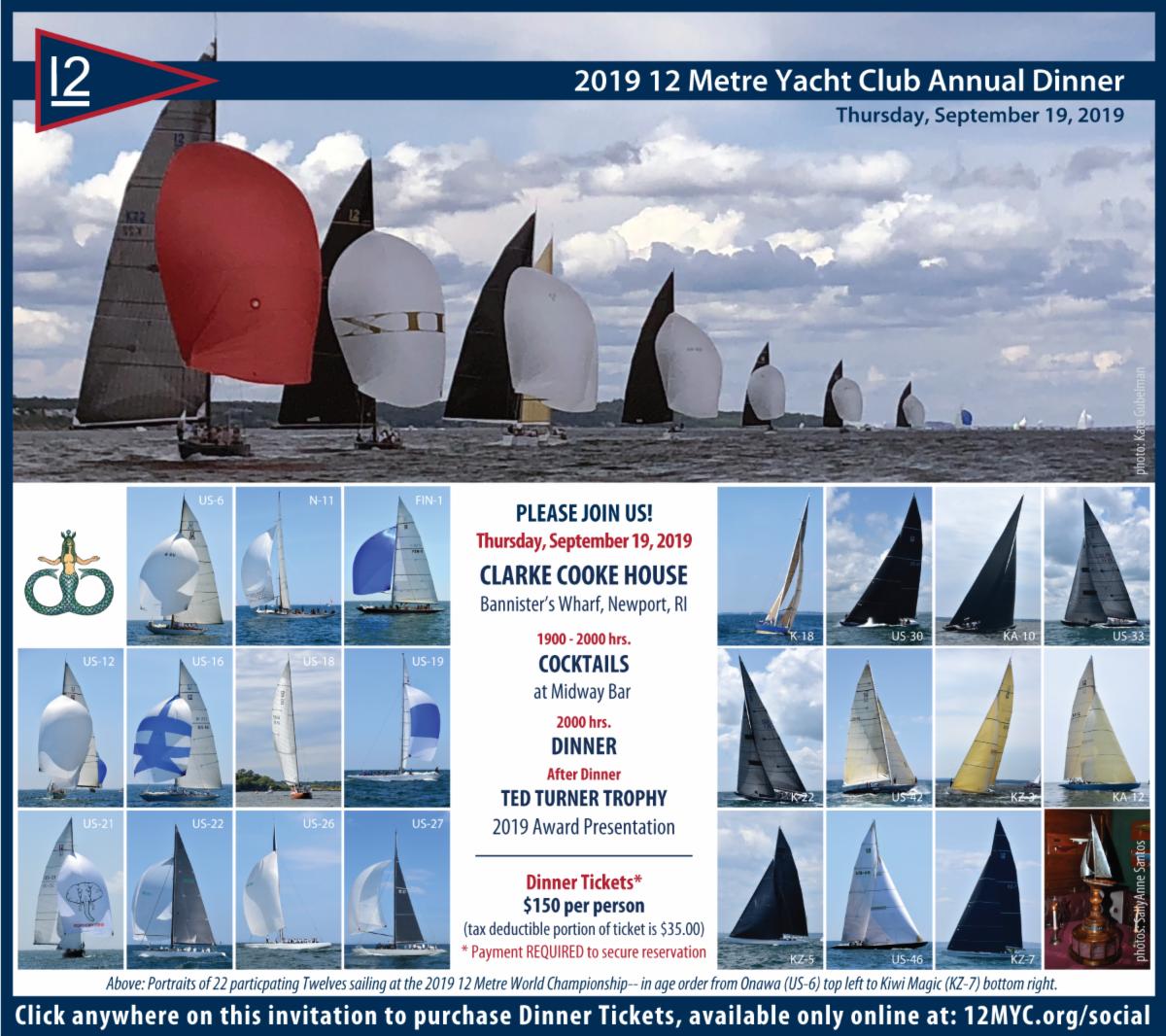 2019 12MYC Annual Dinner