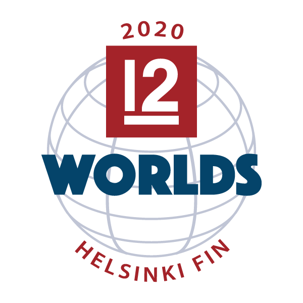 2020 12mR World Championship logo
