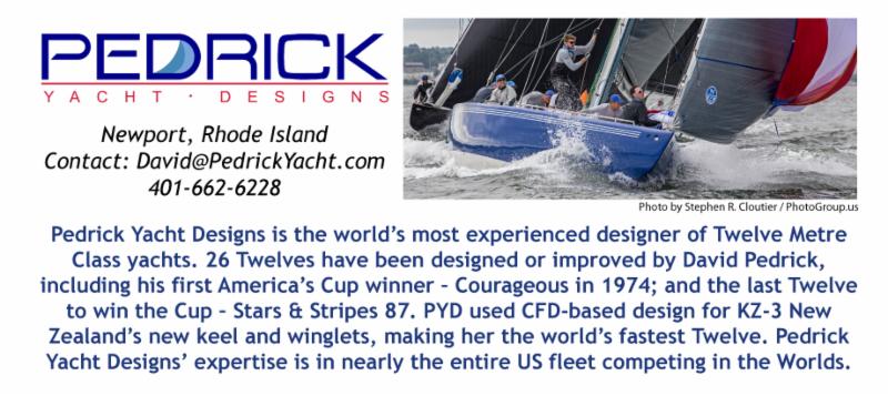 Pedrick Yacht Design