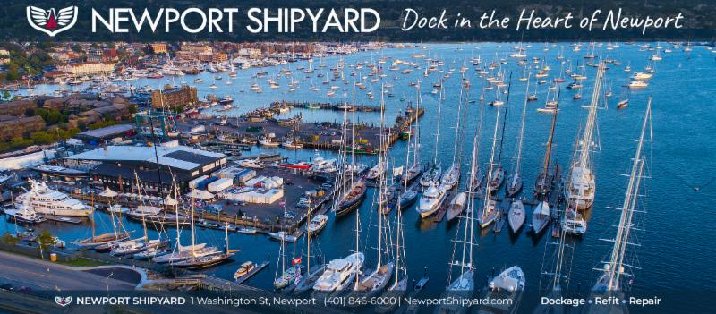 Newport Shipyard_ Dock in the Heart of Newport