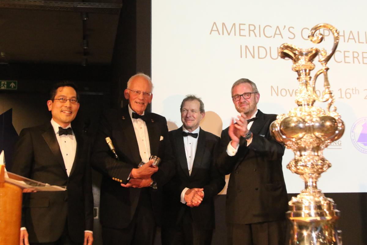 2019 America_s Cup Hall of Fame Induction
