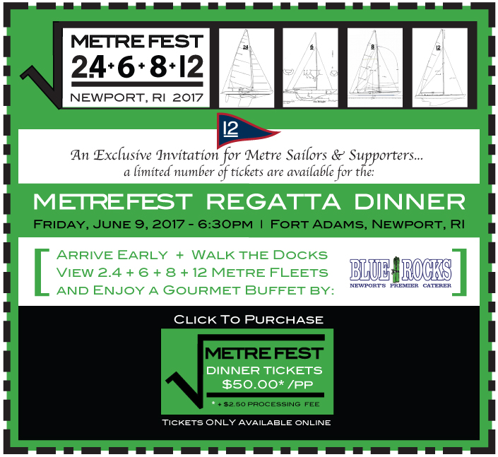METREFEST REGATTA DINNER