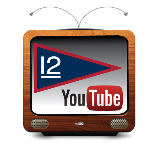 12 Metre Yacht Club YouTube Channel Icon