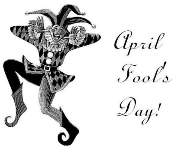 April Fool_s Day