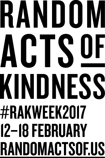 Random Acts of Kindess Week