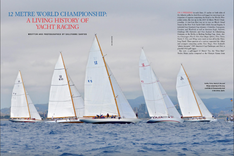 A Living History of Yacht Racing