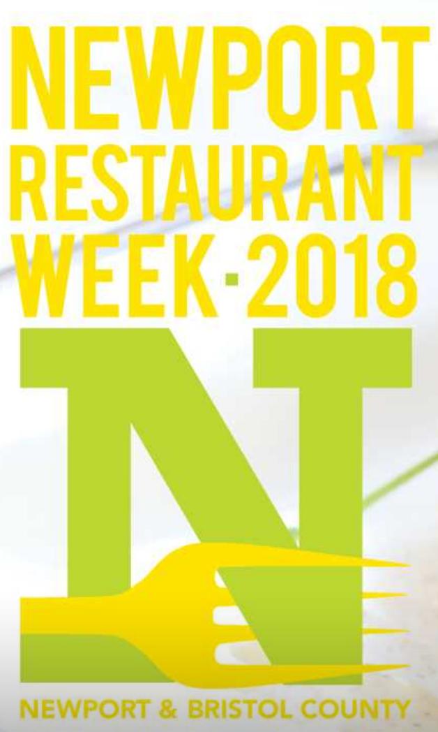 Newport Springn Restaurant Week