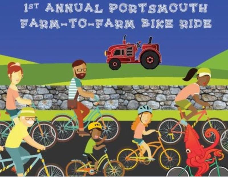 Farm to Farm Bike Ride