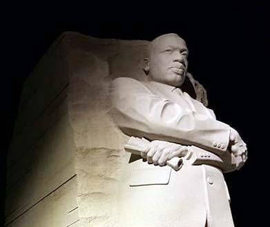 MLK Monument