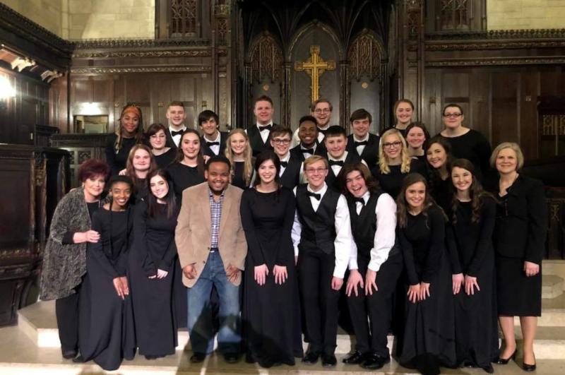 MNHHS Choir