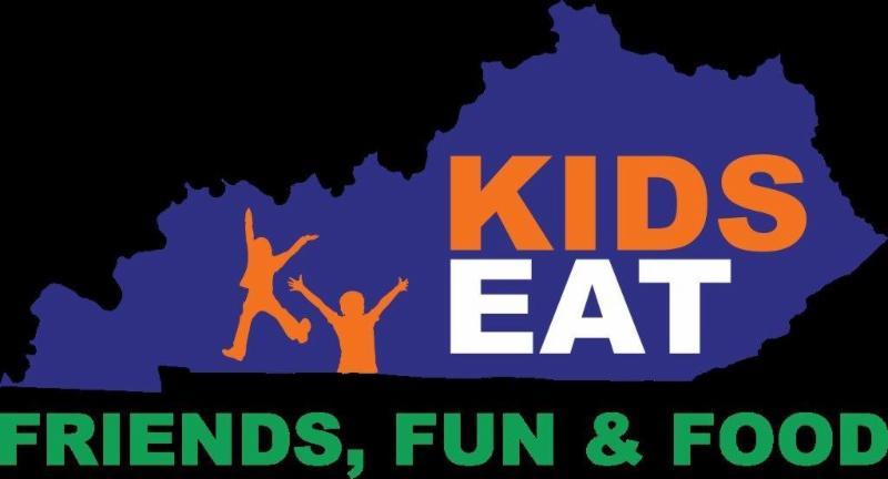 Kids Eat - Summer Feeding Logo