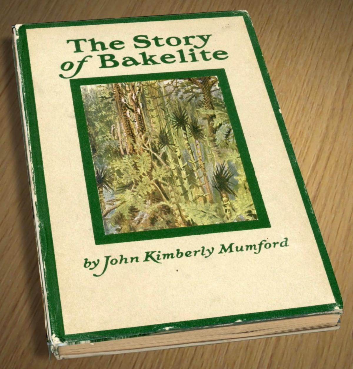 The Story of Bakelite book cover