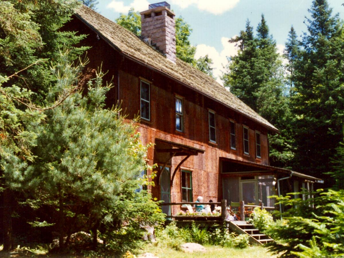 Baekeland Camp Main House