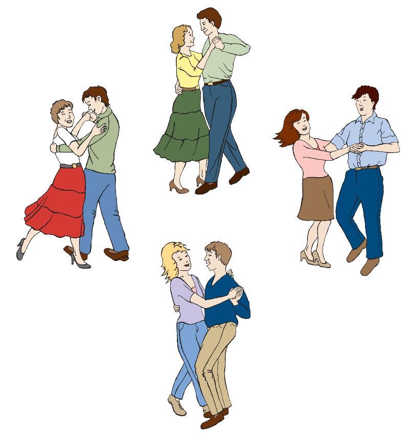 square dance circle
