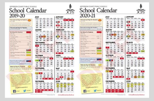 Jcps Calendar 2020-21 JCPS Families: Check out the November 2018 edition of Spotlight