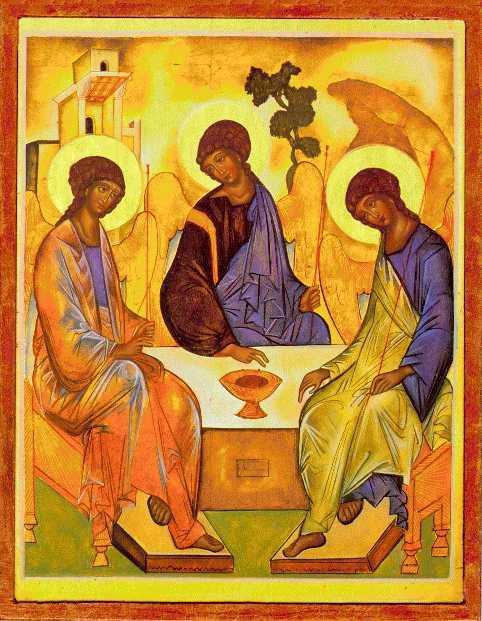 The Trinity Icon
